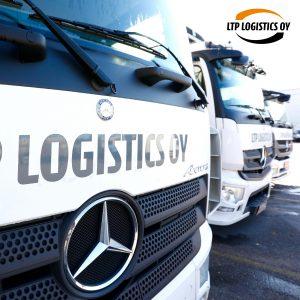 LTP Group – Logistiikkayritys tarvitsee monipuolisia markkinoinnin palveluita