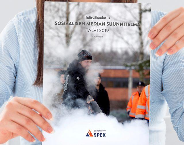 SPEK - Verkkolehti ja someviestintä uudistavat mielikuvaa tulityökoulutuksesta