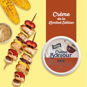 Crème de la Limited Edition – uuden tuorejuuston markkinointimateriaalit